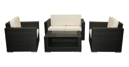 Encalma sofa bicolore set