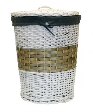 Line collection clothes hamper