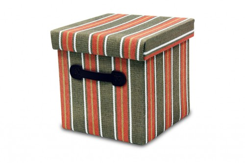 Folding cloth box