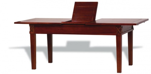 Vista extendable dining table
