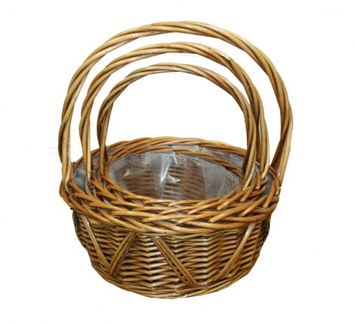 S/3 triangle basket