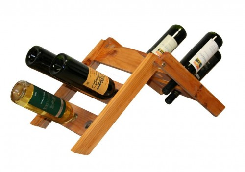 12bot. Tridente wine rack