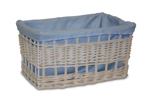 Briones basket drawer with fabric
