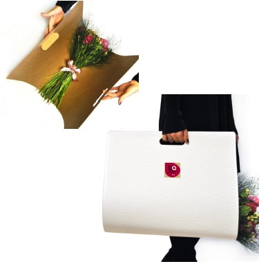Ticao flower carry bag